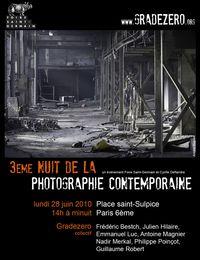 Grade Zero, Nuit de la photo 2010