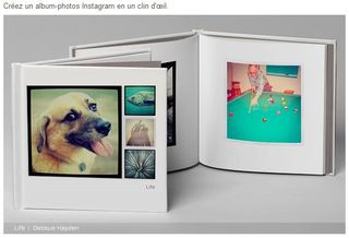 Capture livre photo Burb Instagram